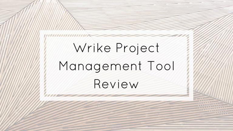 wrike project management tool review