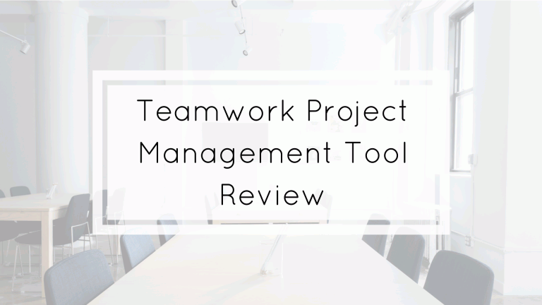 teamwork project management tool review
