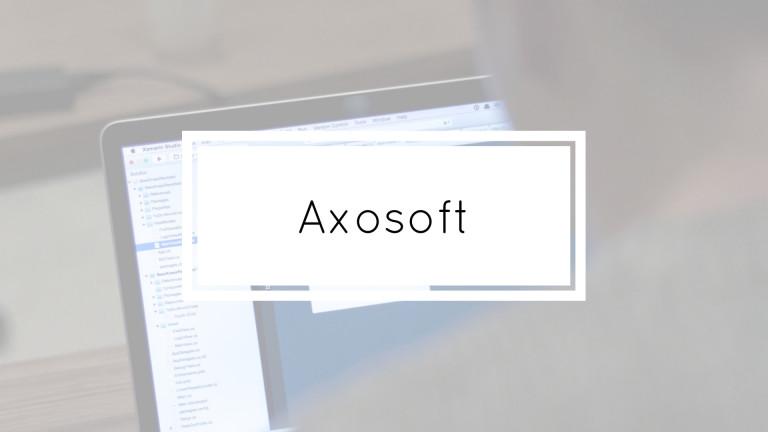 Axosoft Portfolio