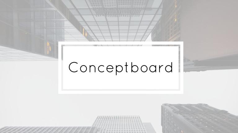 conceptboard Portfolio
