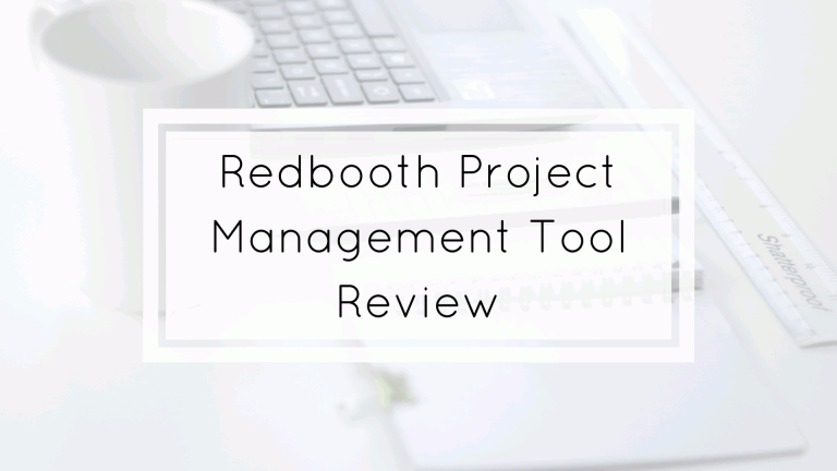 Redbooth project management tool review