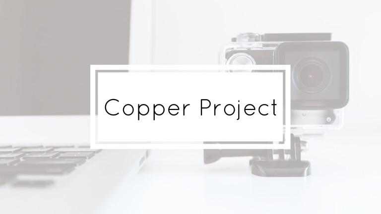 copper project Portfolio